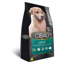 Cibau Light Medium e Maxi Breeds 12kg