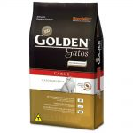 Golden Gatos Adultos Carne