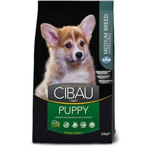 Ração Cibau Puppy Medium Breeds