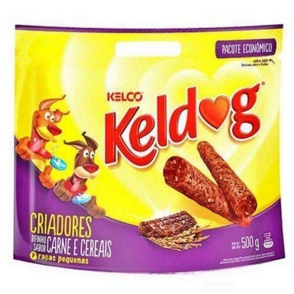 Bifinho Kelco Keldog Criadores Carne e Cereais 500mg