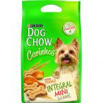 Biscoito Canino Dog Chow Carinhos Integral Mini 1kg