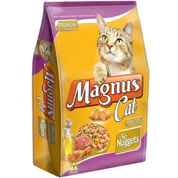 Magnus Cat Só Nuggets