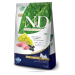 N&D Adult Cordeiro e Blueberry Mini Grain Free