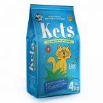 Areia-Sanitaria-Kets-Granulado-para-Gatos 4kg