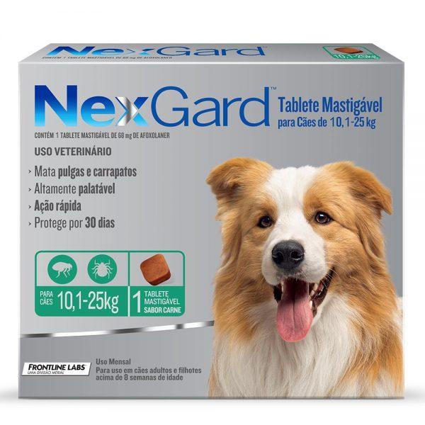 nexgard-10-a-25-kg